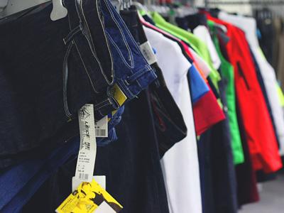 Magasin de vêtements professionnels à Voiron