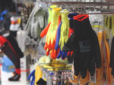 Équipement de protection individuelle au travail en Isère